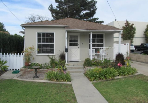 Orange County Bungalow